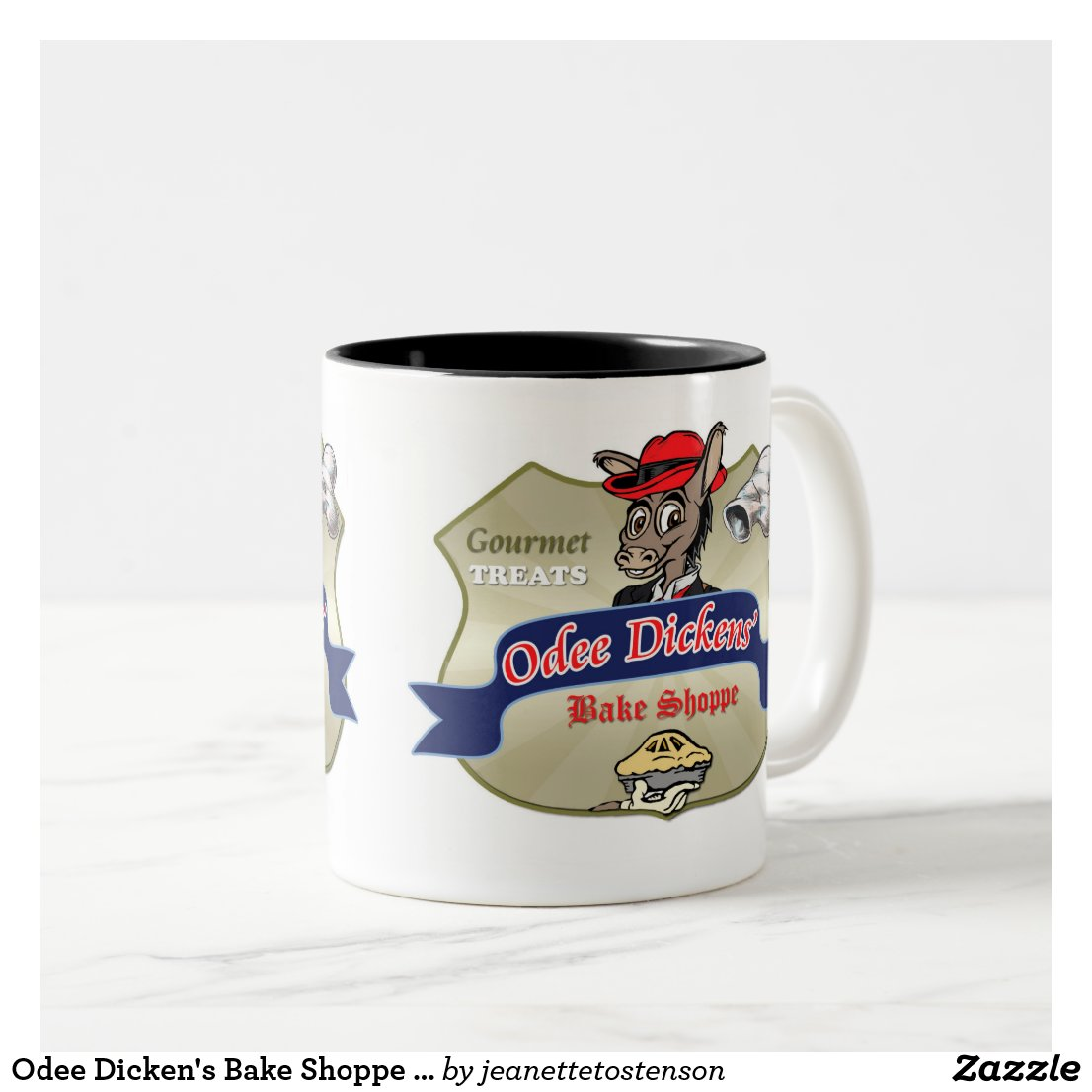 Odee Dicken's Bake Shoppe Coffee Mug