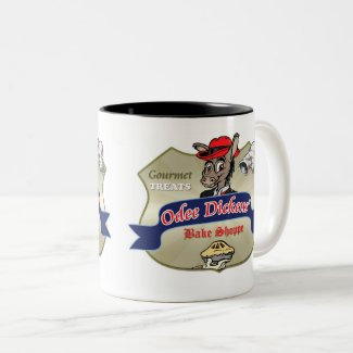 Odee Dicken's Bake Shoppe Coffee Mug