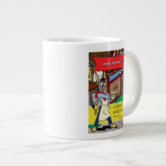 Odee Dickens Classic Cartoon Mug 20 Oz Large Ceramic Coffee Mug
