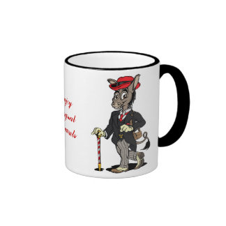 Odee's Magical Moments | Qwiznibet Square Junction Ringer Coffee Mug