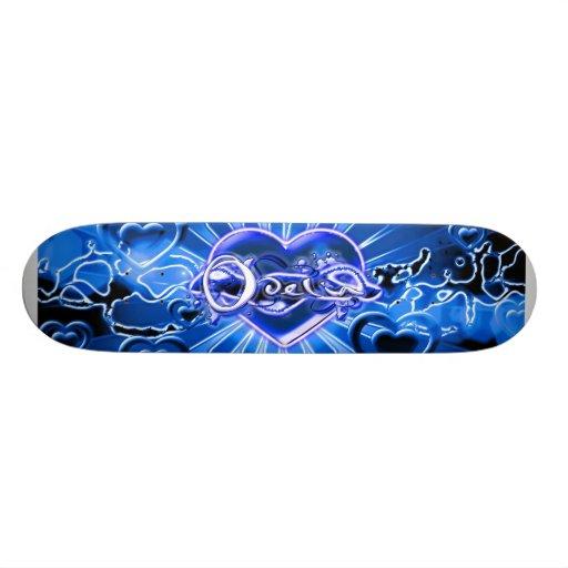 Odelia Custom Skate Board