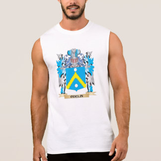 Odelin Coat of Arms - Family Crest Sleeveless Tees