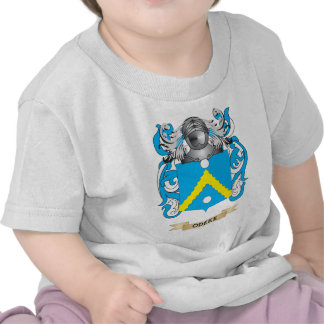 Odell Coat of Arms (Family Crest) T Shirts
