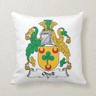 Odell Family Crest Pillows