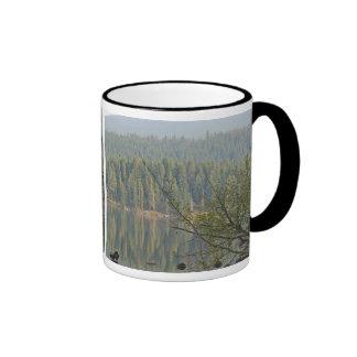 Odell lake, Oregon Ringer Mug