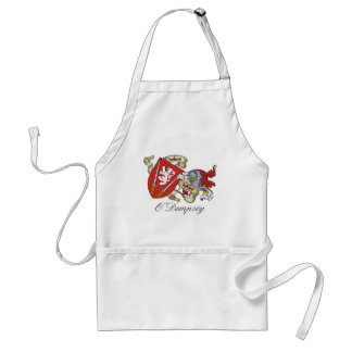 O'Dempsey Family Crest Apron
