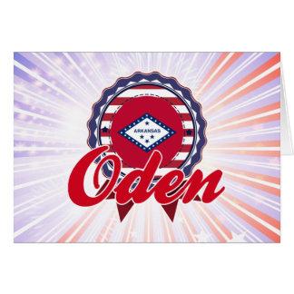 Oden, AR Felicitaciones