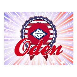 Oden, AR Postal
