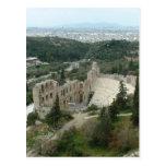 Odeon de Herodes Tarjeta Postal