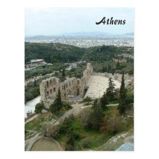 Odeon de Herodes Tarjetas Postales