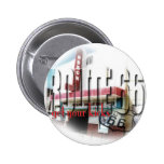 Odeon Movie Theater - Tucumcari, NM - Rt 66 Pinback Buttons