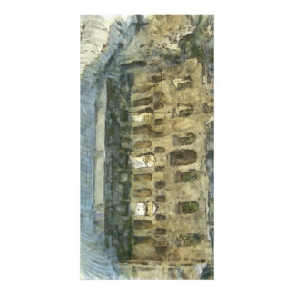 Odeon of Herodes Atticus in Athens Photo Card