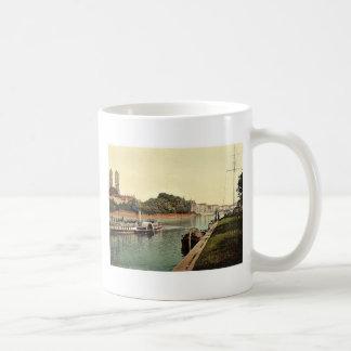 Oder River, with Cathedral Island, Breslau, Silesi Coffee Mug