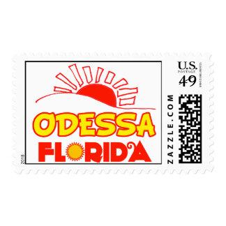 Odessa, Florida Postage