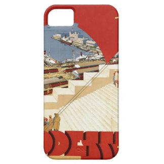 Odessa, Odesa, Ukraine Vintage Travel iPhone 5/5S Cover