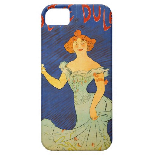 Odette Dulac 1903 iPhone 5 Cover