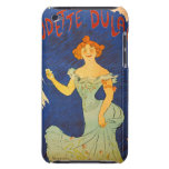 Odette Dulac 1903 iPod Touch Case-Mate Case