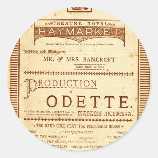 Odette Stickers