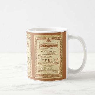 Odette Taza Clásica