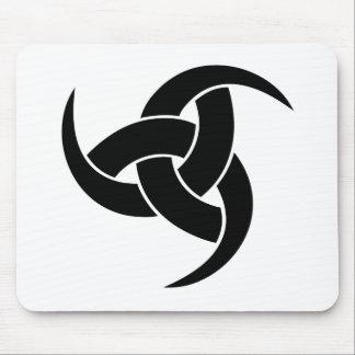 Odhroerir Rune Shield Mouse Pad