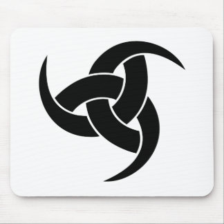 Odhroerir Rune Shield Mouse Pad