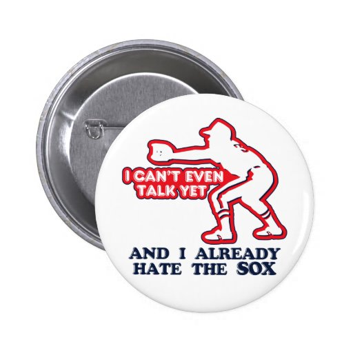 Odie el Sox Pins