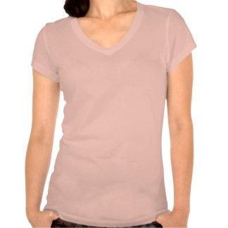 Odie menos camiseta para las mujeres - rosa