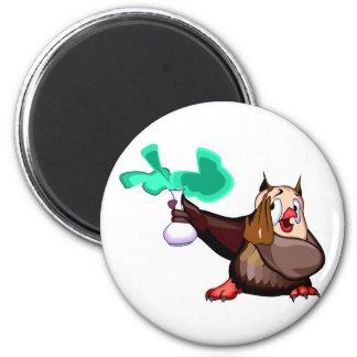 Odie Owl Magnet