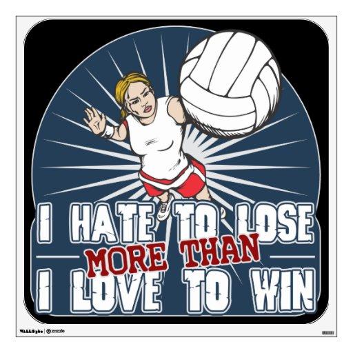 Odie perder voleibol para mujer