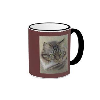 Odie Ringer Mug