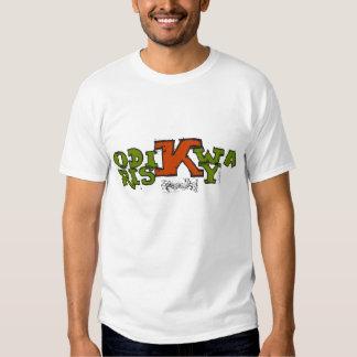 Odikwa Risky Tee Shirts
