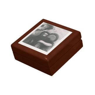 Odilon Redon- A strange Juggler Trinket Boxes