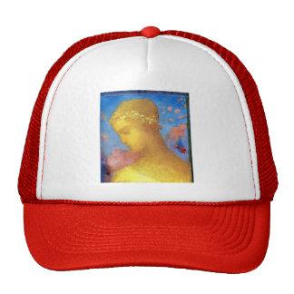 Odilon Redon- Beatrice Mesh Hat