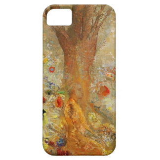 Odilon Redon Buddha In His Youth iPhone SE/5/5s Case