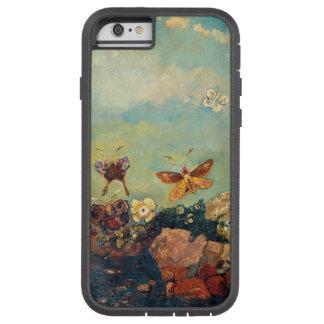 Odilon Redon Butterflies Vintage Symbolism Art Tough Xtreme iPhone 6 Case