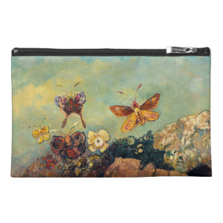 Odilon Redon Butterflies Vintage Symbolism Art Travel Accessories Bags