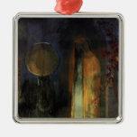 Odilon Redon- el cabo amarillo Adorno De Reyes