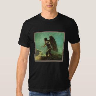 Odilon Redon - el hombre con alas Polera