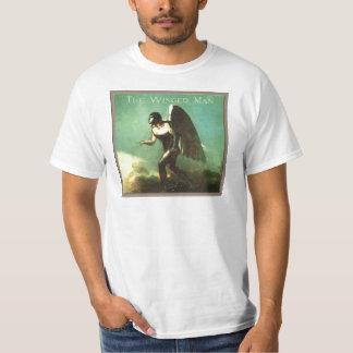 Odilon Redon - el hombre con alas Poleras