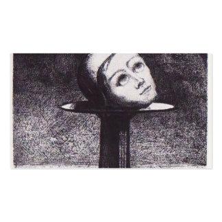 Odilon Redon- en la sección Tarjeta De Visita