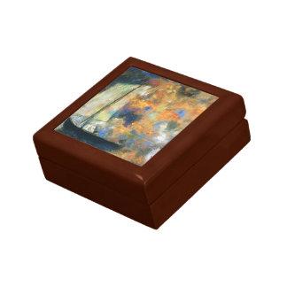 Odilon Redon- Flower Clouds Jewelry Box