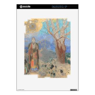 Odilon Redon: Le Bouddha, The Buddha Decals For iPad 2