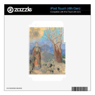 Odilon Redon: Le Bouddha, The Buddha iPod Touch 4G Skins