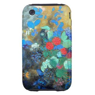 Odilon Redon - Ofelia Tough iPhone 3 Cárcasa