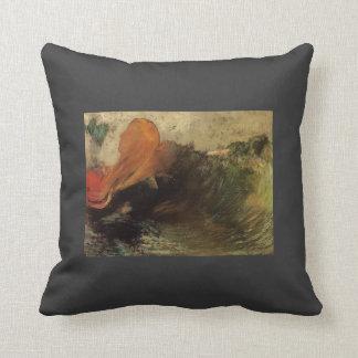 Odilon Redon- The Death of Ophelia Pillow