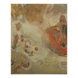 Odilon Redon - Underwater Vision Posters