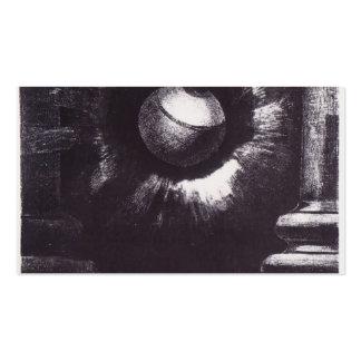 Odilon Redon- Vision Tarjeta Personal