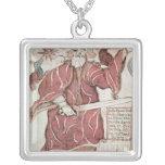 Odin, con sus dos cuervos, Hugin y Munin Grimpolas