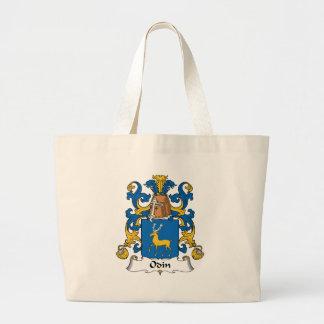 Odin Family Crest Canvas Bag