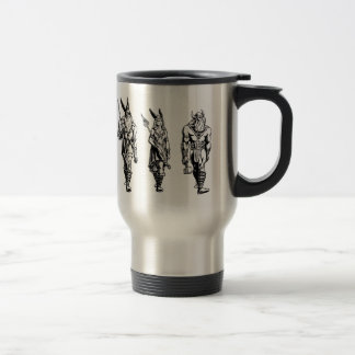 Odin, Freyja & Thor Travel Mug